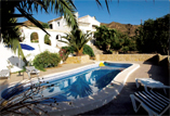 Pet friendly villa in Andalucia